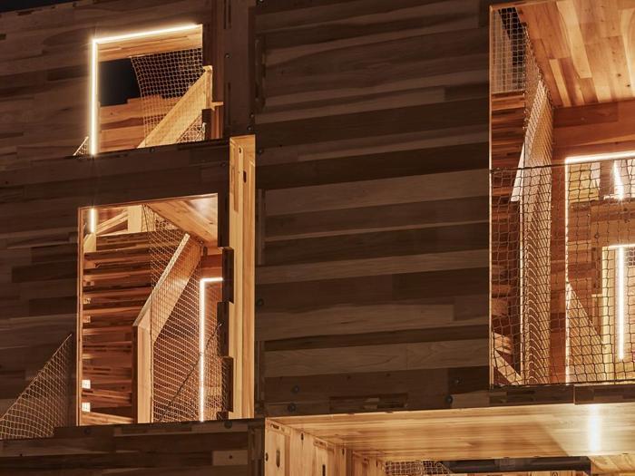 MultiPly, le case in legno alla conquista di Londra