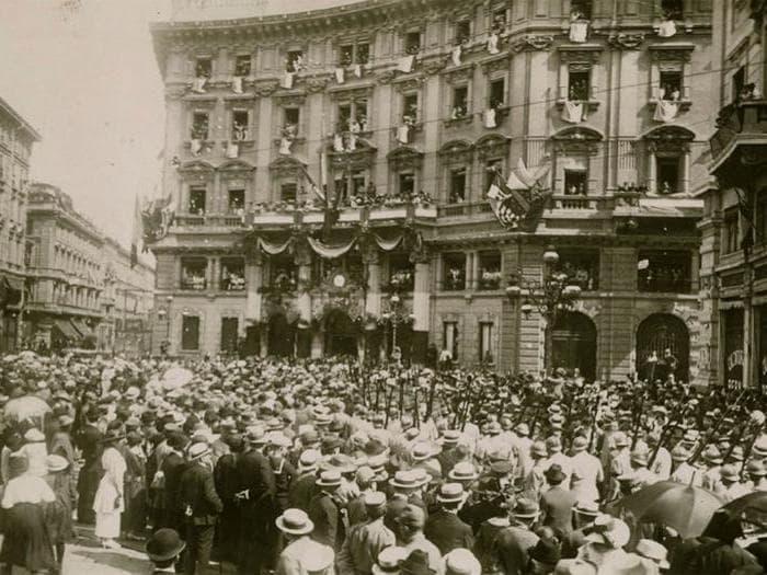 The Medelan, l'ex Palazzo Broggi ieri e domani