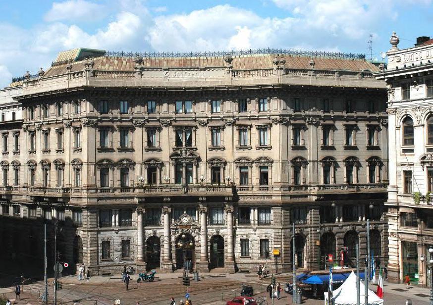 Il Palazzo di Cordusio, 2004