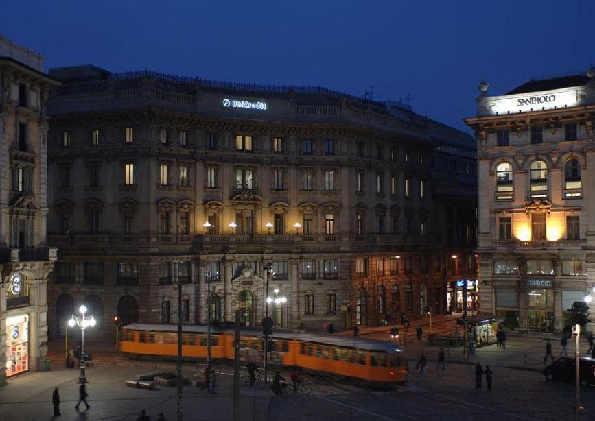 Piazza Cordusio di sera, 2006