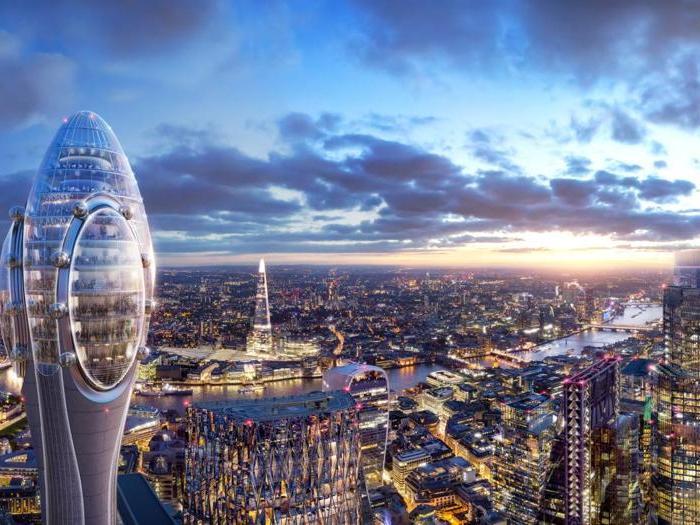 The Tulip: una torre didattica  per Londra