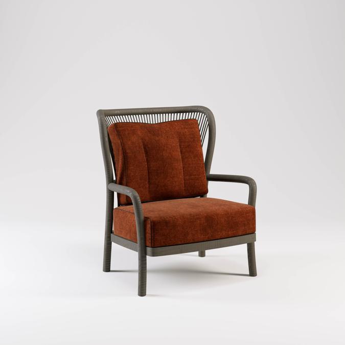 Cannes armchair