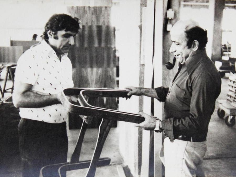 Khalil Khouri_Furniture workshop
