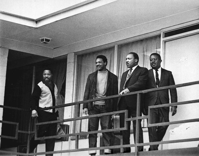 50 anni dalla morte di Martin Luther King