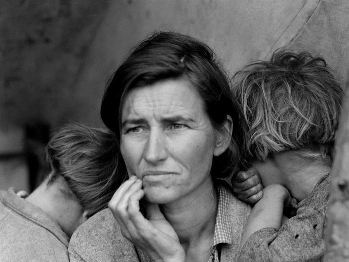 Dorothea Lange, una donna contro povertà e ingiustizie