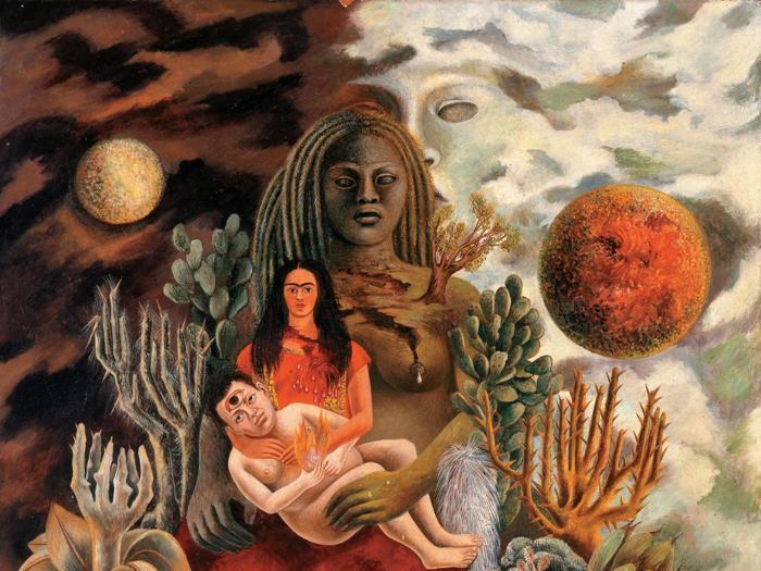 Frida, vita, passione e mito. Così splende un'icona pop