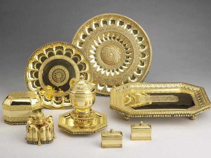 I tesori indiani nelle collezioni di Buckingham Palace