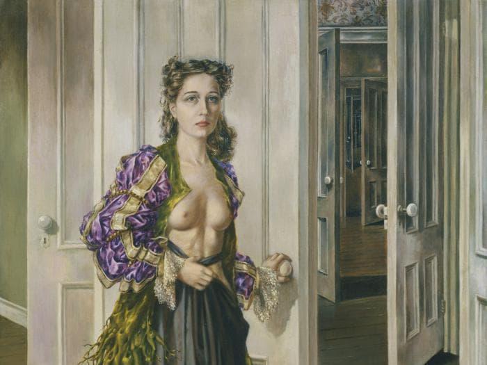 Il faro della Tate Modern su Dorothea Tanning