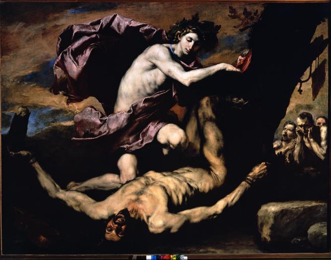 Jusepe de Ribera ovvero  quando la violenza si fa arte