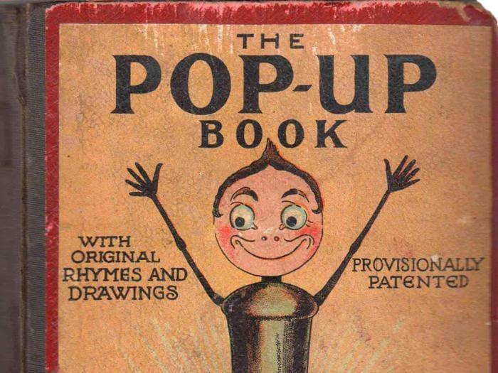 La meravigliosa arte dei libri per bambini