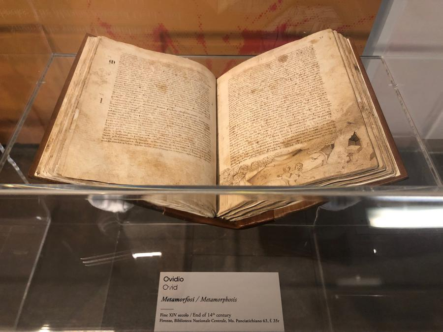 Leonardo da Vinci Lista di libri 1495 circa Codice Atlantico, f. 559r Biblioteca Ambrosiana, Milano