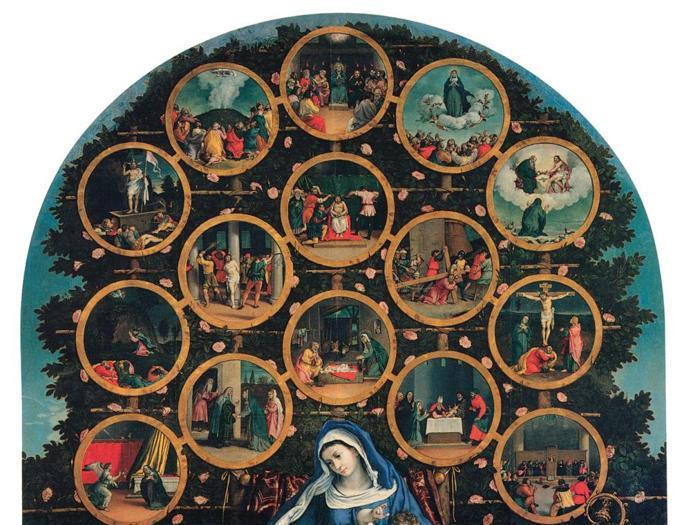 Lorenzo Lotto in mostra a Macerata