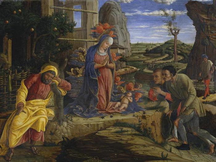 Mantegna e Bellini, due geni a confronto