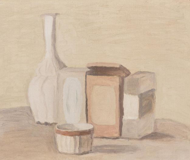 Morandi e il «mistero della semplicità delle cose»