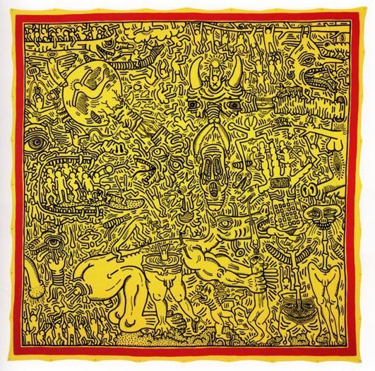Nel segno di Keith Haring, le opere in mostra a Milano