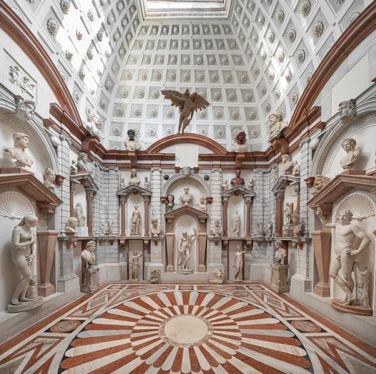 Palazzo Grimani, il ritorno all'antico