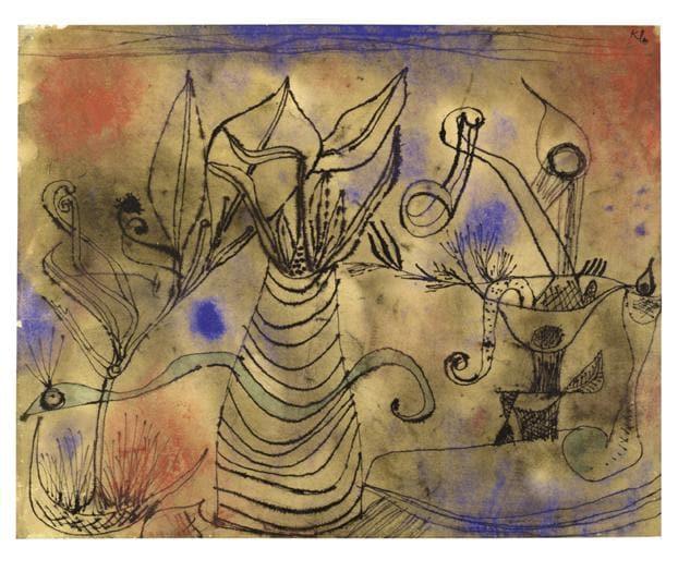Paul Klee: il suo cosmo di immagini e segni incanta Milano