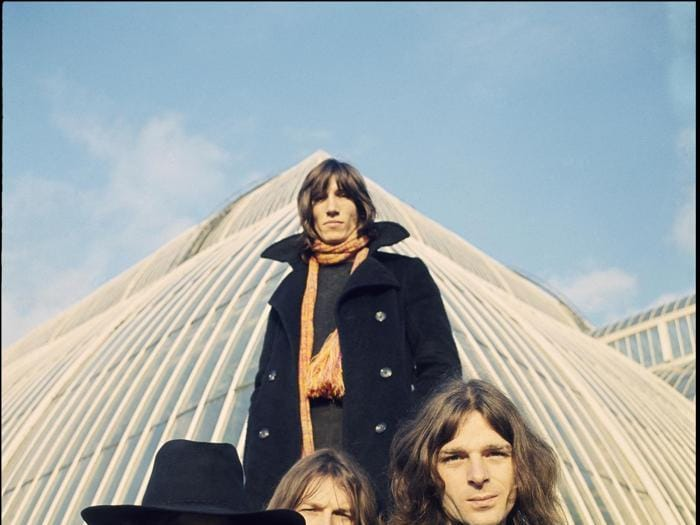 Pink Floyd exhibition in anteprima a Roma