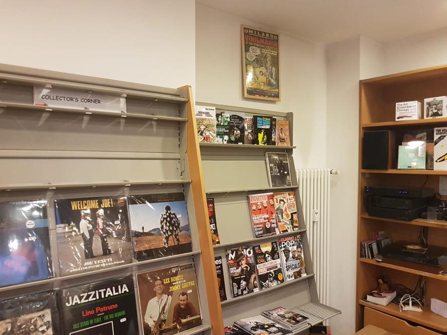 Buscemi Dischi (Milano)