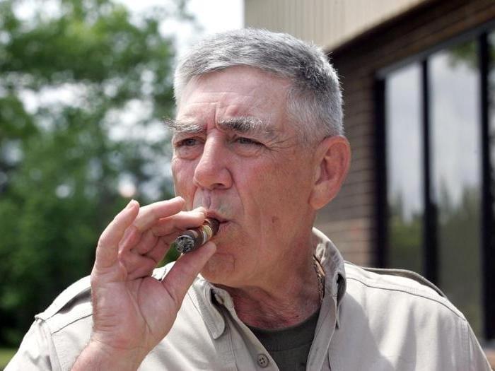 Ronald Lee Ermey, c'era una volta il sergente di ferro