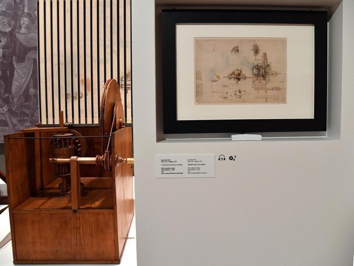"""Scuderie del Quirinale: la mostra """"Leonardo da Vinci. La scienza prima della scienza"""""""