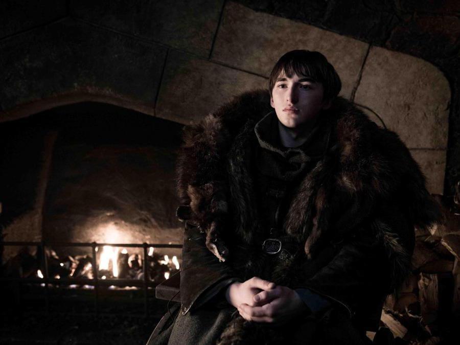 "Brandon ""Bran"" Stark. (Ansa)"