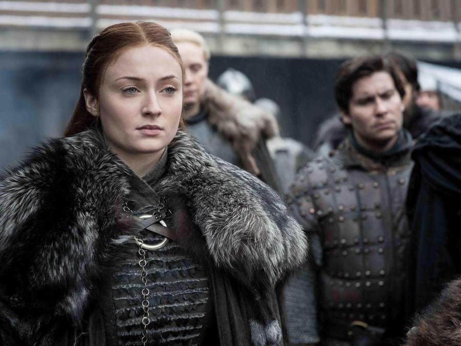 Sansa Stark. (Ansa)