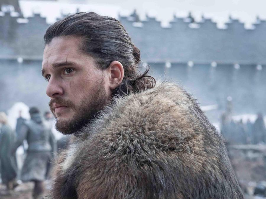 Jon Snow. (Ansa)