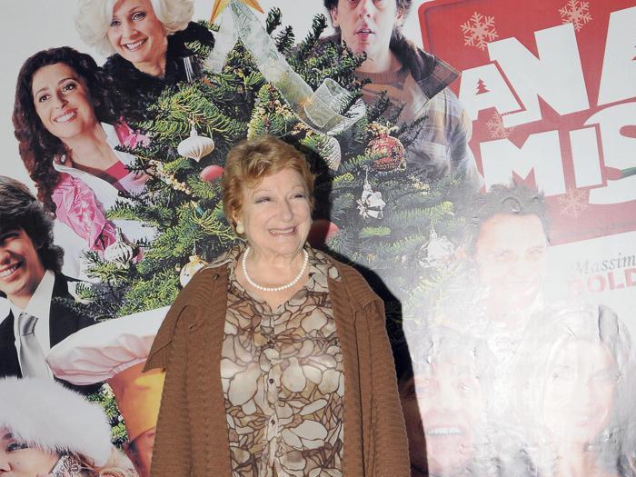 Valeria Valeri, la signora della tv e del teatro