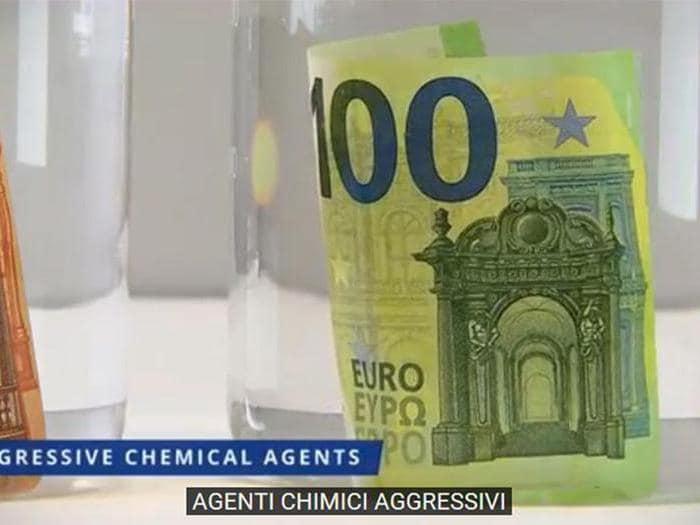 Le caratteristiche delle nuove banconote da 100 e 200 euro