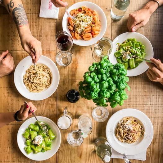 Miscusi, il fast casual della pasta fresca