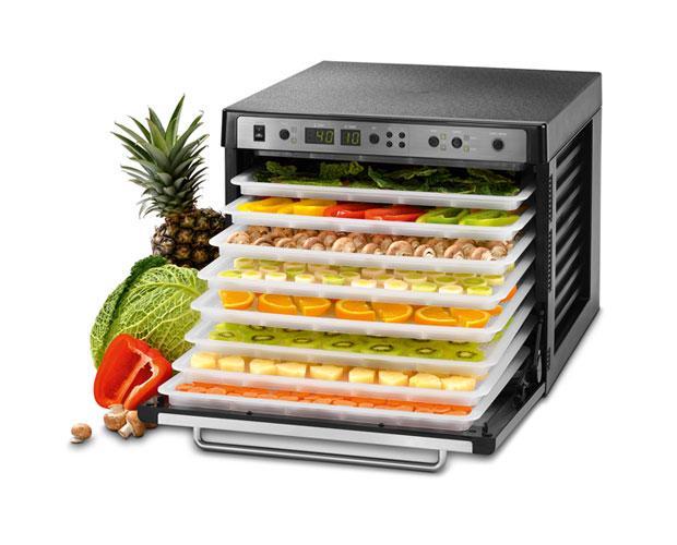 Utili in cucina: gli essiccatori per frutta e verdura