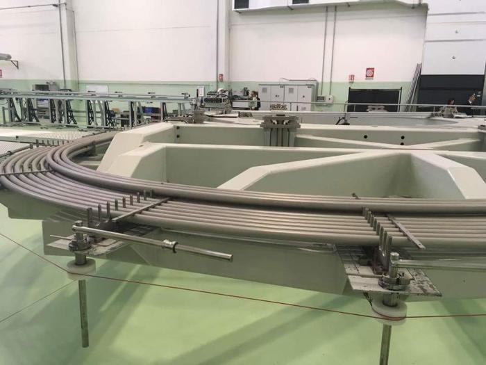 Asg Superconductors porta in Russia il magnete made in Italy