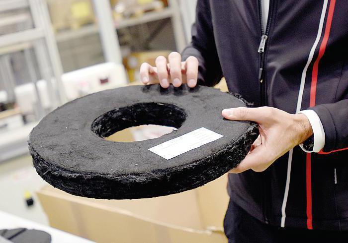 Brembo Racing, nella fabbrica dei freni da Formula 1