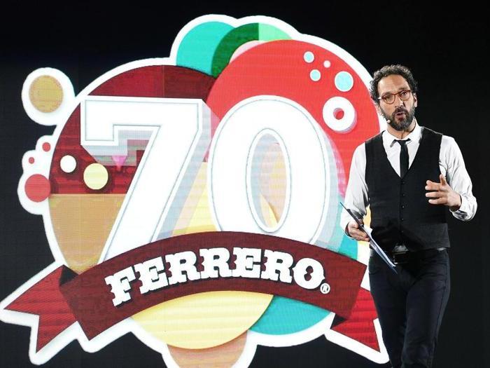 Ferrero, una famiglia, un'azienda