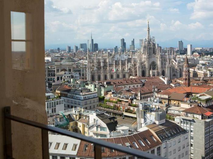 Gli appartamenti luxury di Unipol