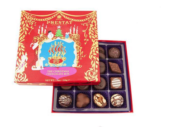 I cioccolatini di Sua Maestà
