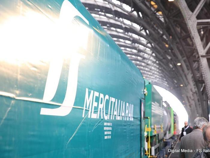 I treni Mercitalia