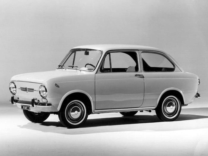 Ieri e oggi: le auto-simbolo del marchio Fiat