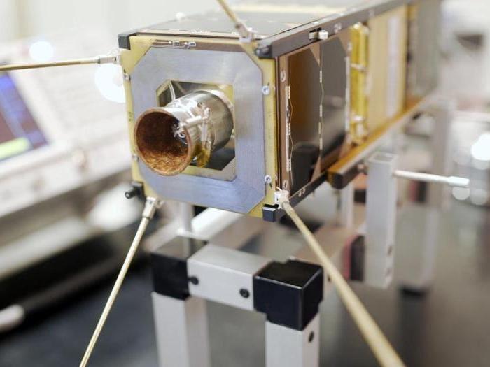 Il microsatellite comasco