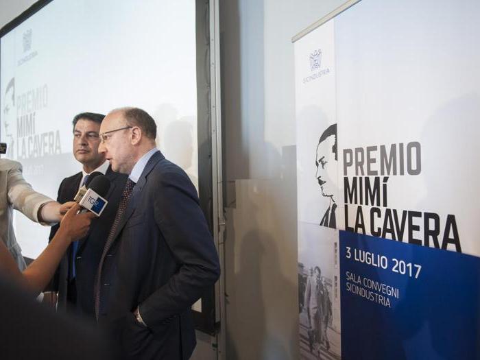 Premio Mimì La Cavera, la premiazione