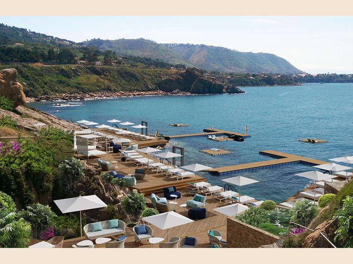 Il resort Cefalù di Club Med
