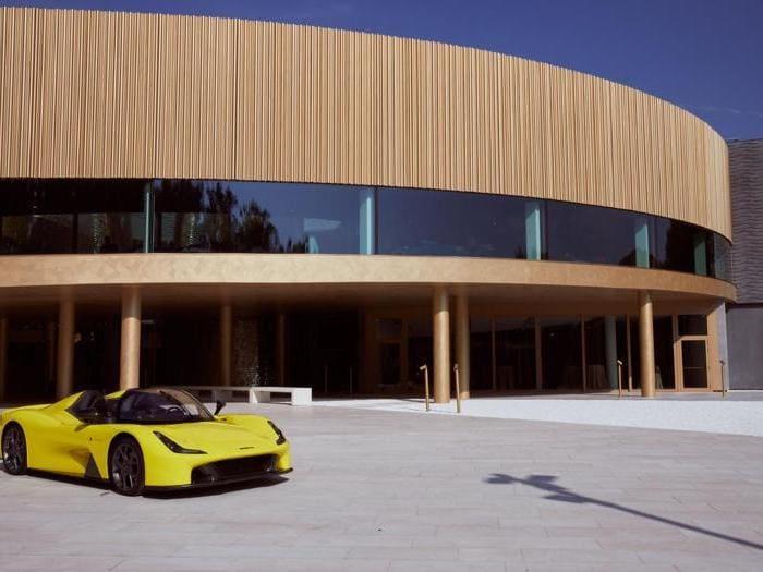 Inaugurata la Dallara Academy