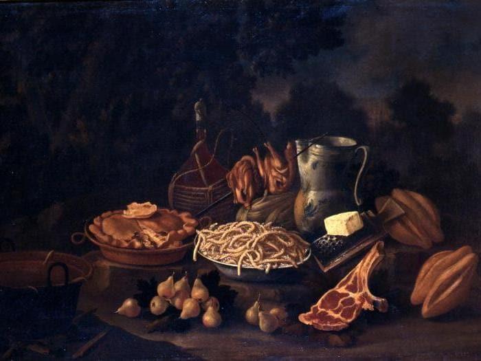 L'arte da mangiare. Le opere scelte per l'Anno del cibo italiano