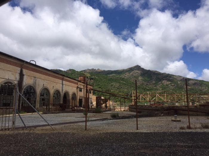 La miniera di Montevecchio diventa meta turistica