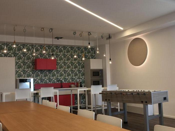 La nuova architettura dei luoghi di lavoro