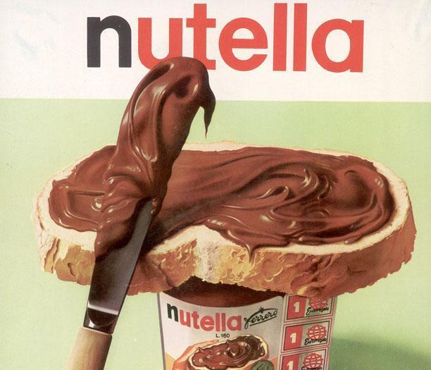 La storia della Nutella per immagini