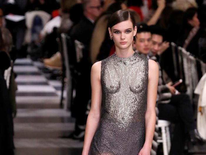 A Parigi le principesse surrealiste di Dior