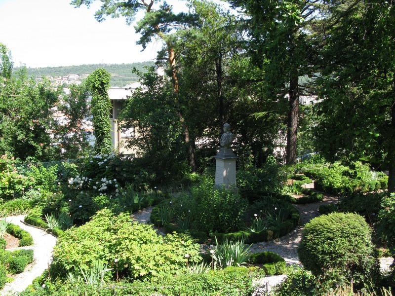 FRIULI VENEZIA GIULIA: Giardino Botanico Carsiana (Sgonico - TS). Tra le prossime visite, segnatevi il Giardino Botanico Carsiana, anche perché si trova in una terra bellissima: l'altopiano carsico, all'interno di una dolina nel Comune di Sgonico, a 18 chilometri da Trieste.Creato nel 1964 da un gruppo di studiosi e appassionati, fra cui il dottor Gianfranco Gioitti,che acquistò e mise a disposizione il terreno, curò l'allestimento del giardino botanico per oltre 40 anni e ne fu Horti Praefectus.Il giardino, di 5mila metri quadrati di superficie, raccoglie 600 specie vegetali autoctone del Carso, inserite nei rispettivi ambienti: la boscaglia carsica, i ghiaioni, il bosco carsico, la landa carsica, le rupi costiere, il bosco di dolina, il Carso montano, i corpi idrici e il pozzo carsico. Il paesaggio è strepitoso. Insomma, un'occasione da non perdere!