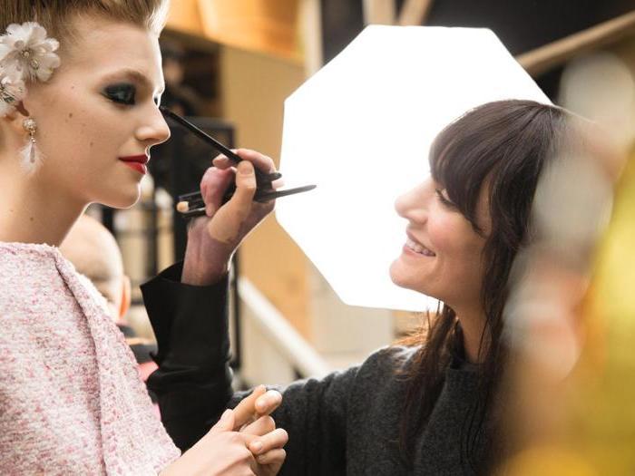 Beauty, viaggio nel backstage dell'alta moda P-E 2019 firmata Chanel